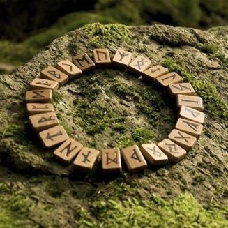 Tirage des Runes